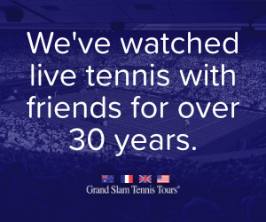 Grand Slam Tennis Tours has offered luxurious trips to Wimbledon for over 30 years. We're excited to offer packages for 2021.